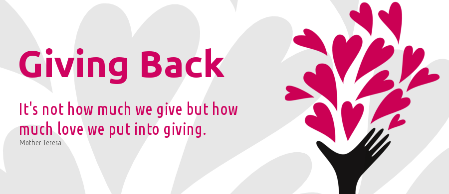 Giving-Back