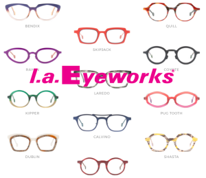 la eye works frames